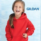 Gildan® Youth Hooded Sweatshirt