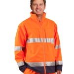 Hi Vis Safety Jacket