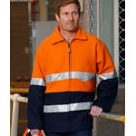 HI-VIS TWO TONE BLUEY JACKET