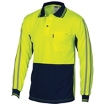 3756 Hi-Vis Safety Polo Shirt