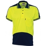 3891 Hi-Vis Safety Polo Shirt