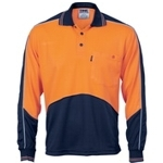 3892 Hi-Vis Safety Polo Shirt