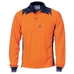 3894 Hi-Vis Safety Polo Shirt