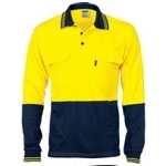 3944 Hi-Vis Safety Polo Shirt