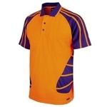 6HSP Hi-Vis Safety Polo Shirt