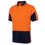 Hi-Vis Safety Polo Shirt