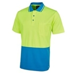6HVNC Hi-Vis Safety Polo Shirt