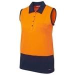 6LHSP Hi-Vis Safety Polo Shirt