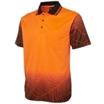 6WPS Hi-Vis Safety Polo Shirt