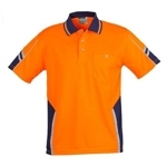 ZH237 Hi-Vis Safety Polo Shirt