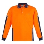 ZH2381 Hi-Vis Safety Polo Shirt