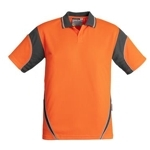 ZH248 Hi-Vis Safety Polo Shirt