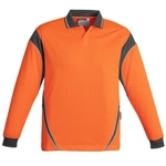 ZH249 Hi-Vis Safety Polo Shirt