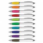 TC-Vistro Pen-White Barrel