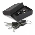 Mustang Multi-Tool Key Ring