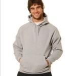 fleecy hoodie