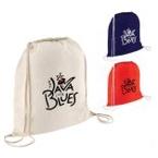 4 oz. Cotton Drawstring Sportspack