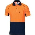 3719 Hi-Vis Safety Polo Shirt