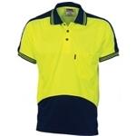 3891 Hi-Vis Safety Polo Shirt
