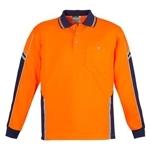 ZH2381 Hi-Vis Safety Polo Shirt