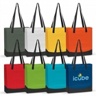 Polyester shopping Tote Bag